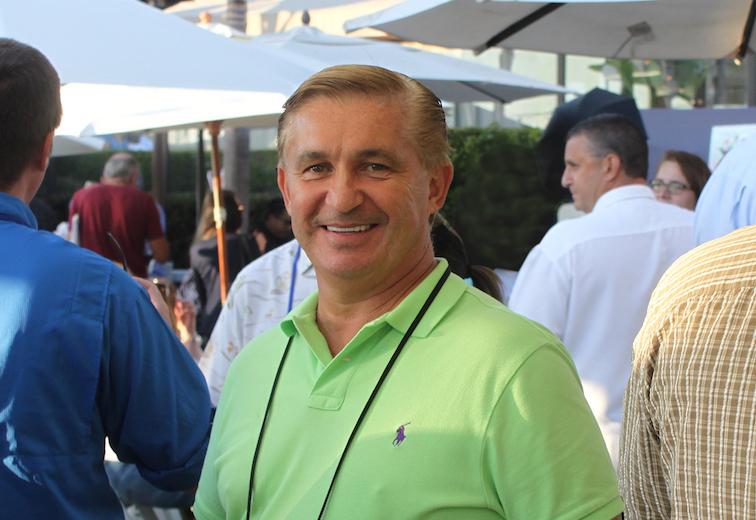 Ian Schenkel, Haliburton CEO